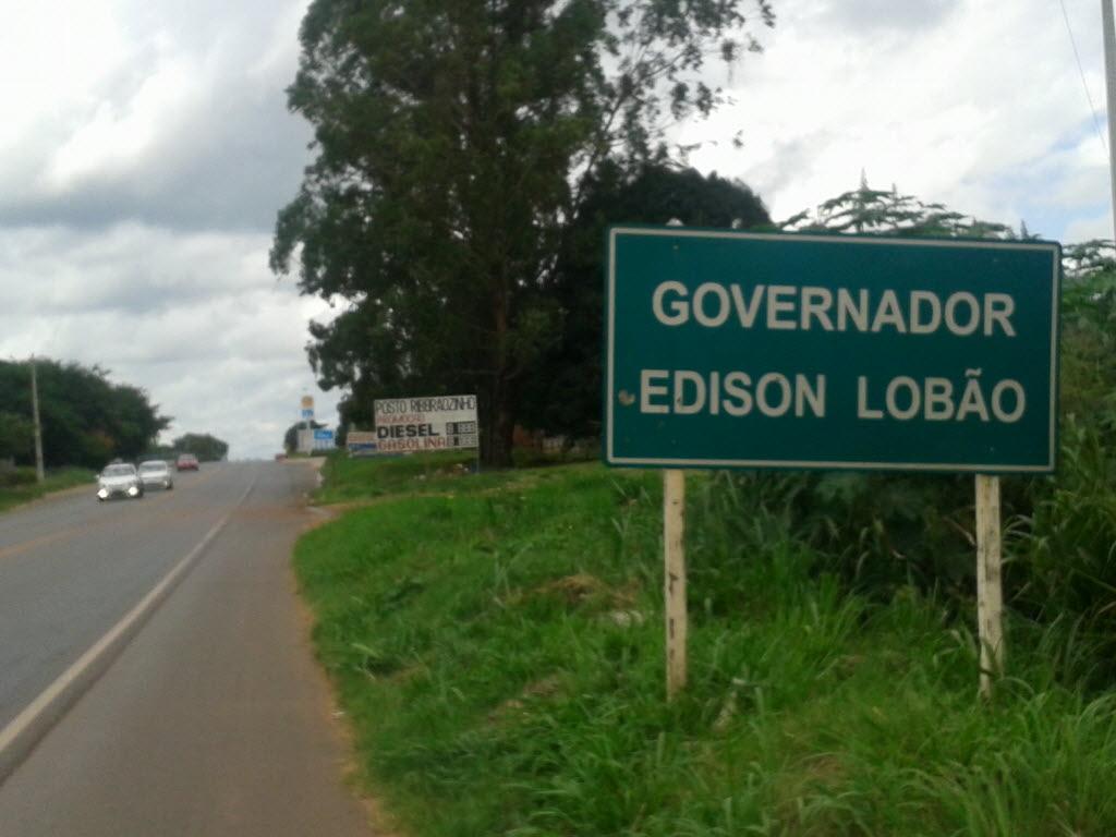 Acesso ao município de Edison Lobão, no interior do Maranhão Foto de Juliana Coissi/Folhapress