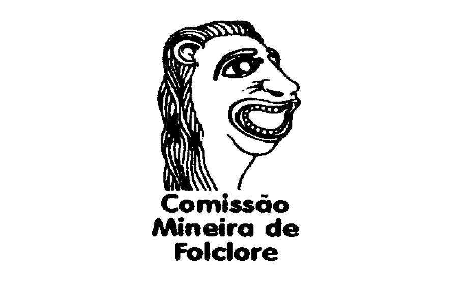 Reprodução da capa do trabalho da Comissão Mineira de Folclore