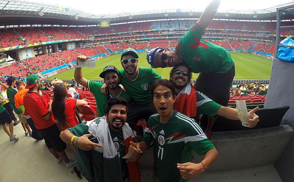 Mexicanos no Recife - Foto: Arquivo Pessoal