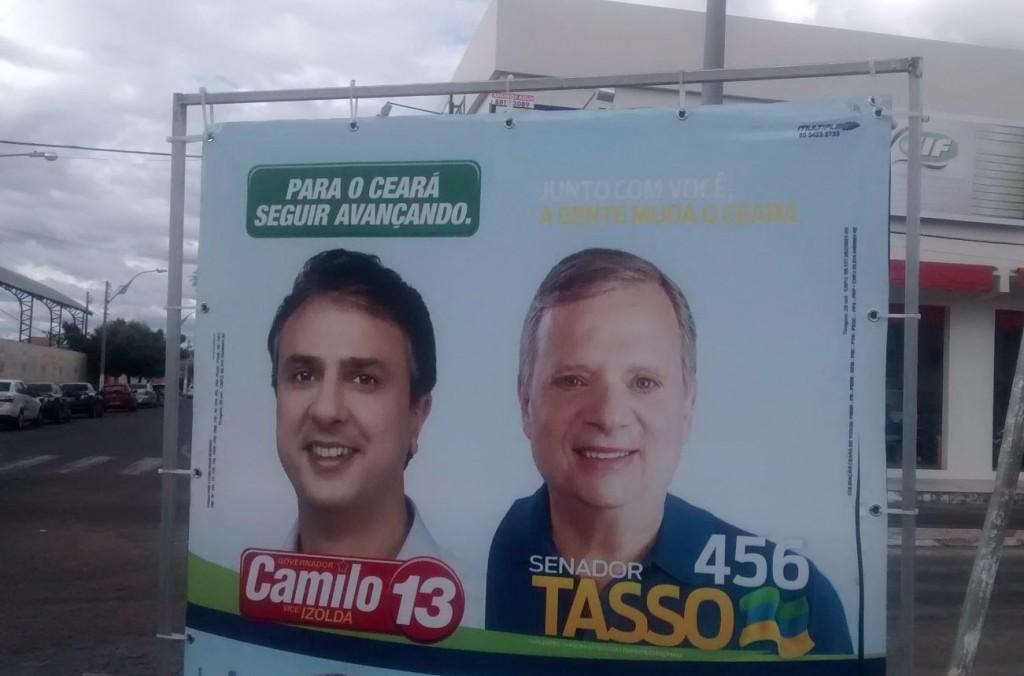 """Iniciativa do prefeito de Limoeiro do Norte (CE) uniu candidatos de diferentes partidos em uma mesma """"chapa"""" - Foto de André Uzêda/Folhapress"""