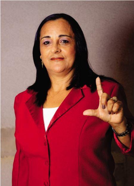 Lindinalva Silva, 58, irmã de Lula que declara voto em Aécio - Foto de divulgação