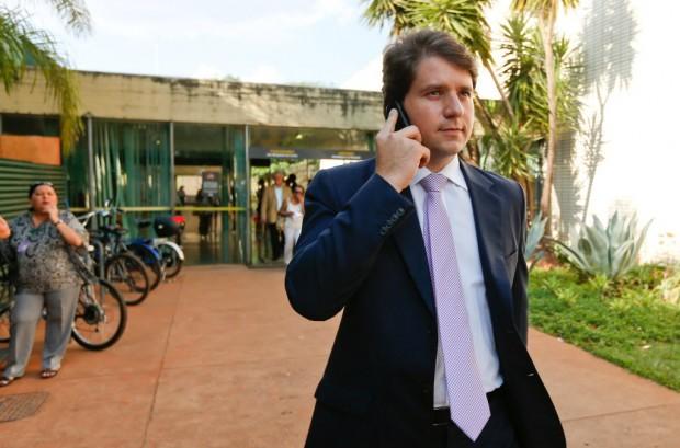 Luiz Argôlo, acusado de irregularidades na Operação Lava Jato - Pedro Ladeira/Folhapress