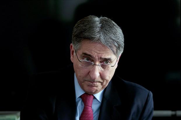 O governador Fernando Pimentel, alvo de ataques do PSDB -  Joel Silva/Folhapress