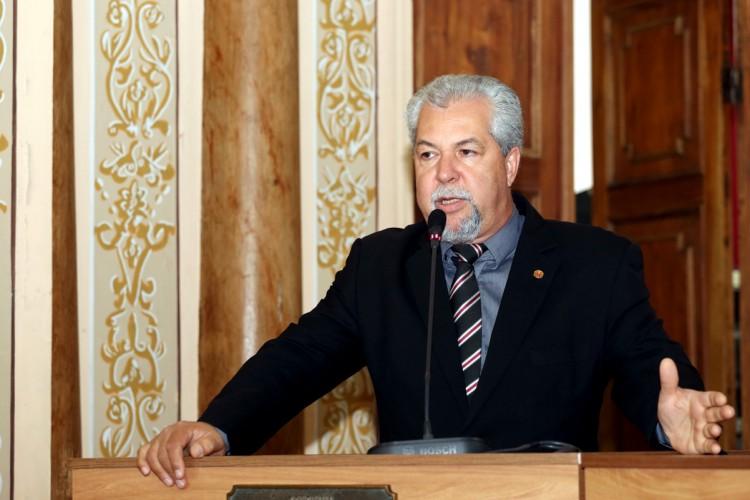 Vereador Zé Maria (SD) foi denunciado por piada  racista - Chico Camargo/CMC