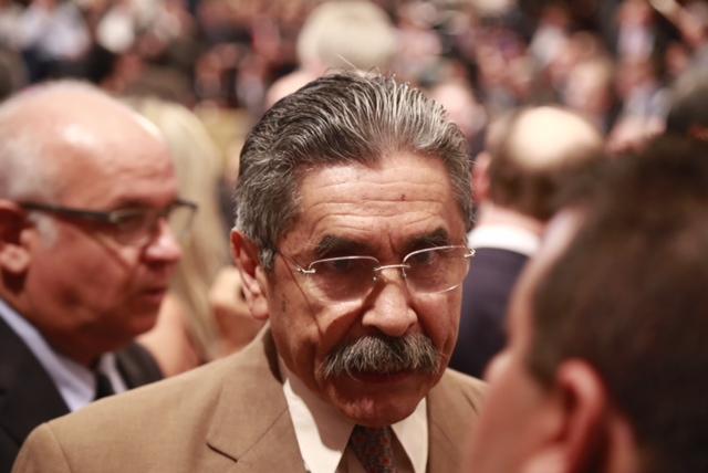 O ex-governador Olívio Dutra - Pedro Belo Garcia/Agência ALR