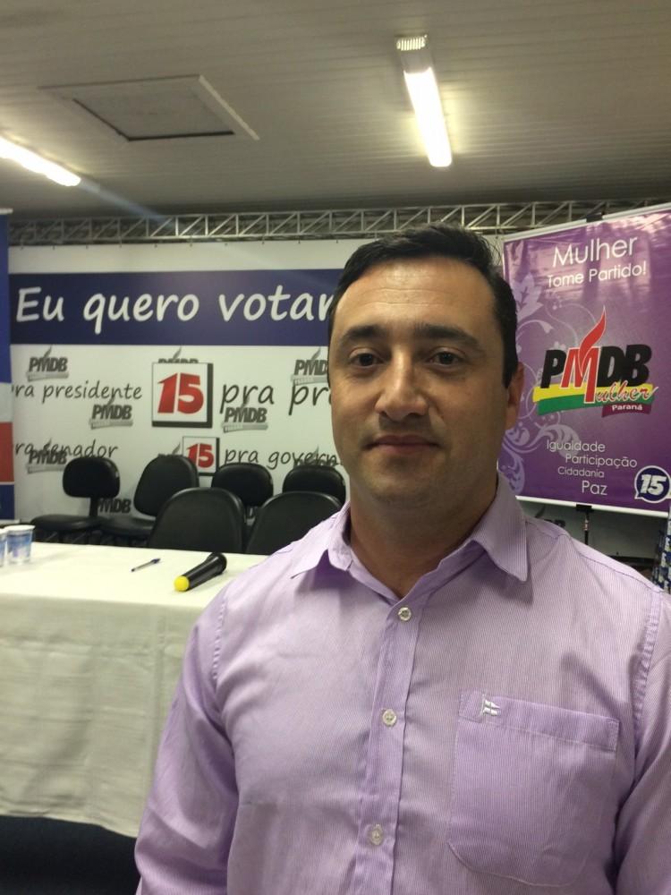 O agora candidato Luiz Carlos de Jesus - Estelita Hass Carazzai/Folhapress